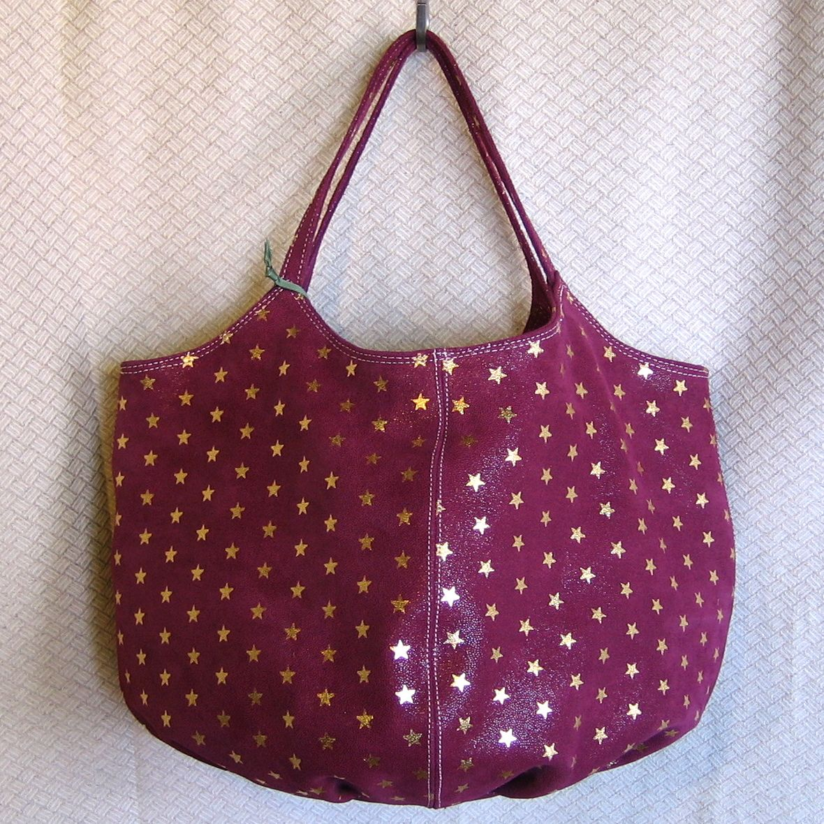 Penelope Chilvers starry leather tote!