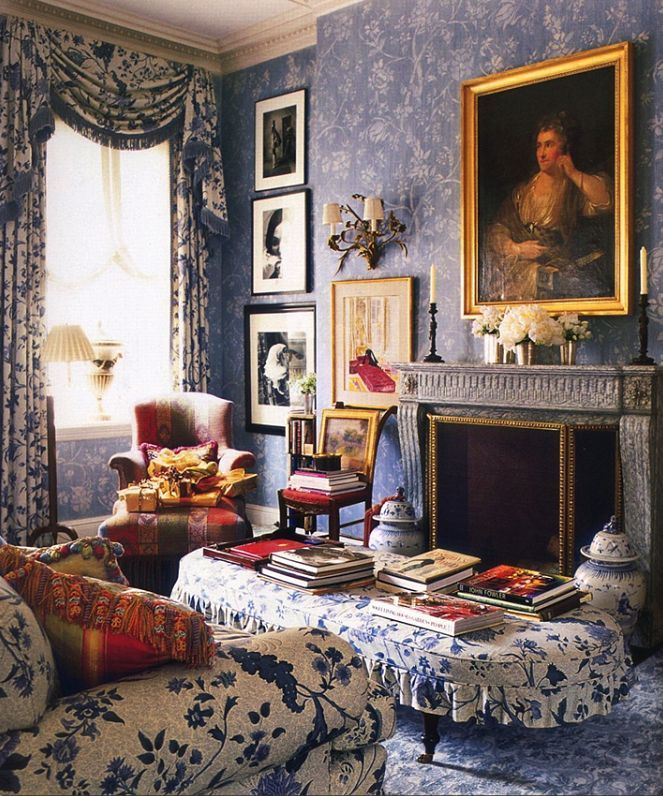 Traditional Decor is Back in Vogue -  #decor #traditional #vogue #traditionellesdekor