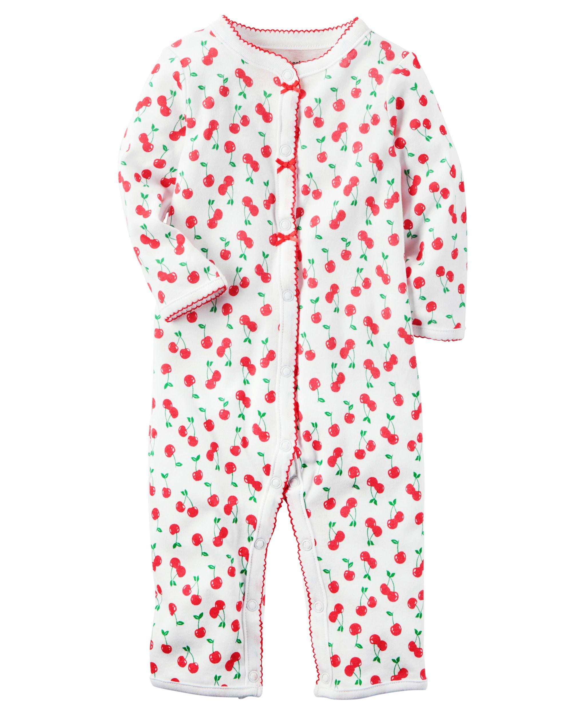 18e6cd2da Cotton Snap-Up Footless Sleep   Play