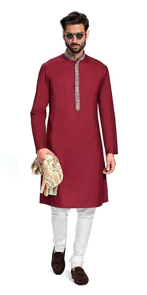 7bbc823e4d2 Make a style statement with our wide range of customized ethnic wear for  men. View