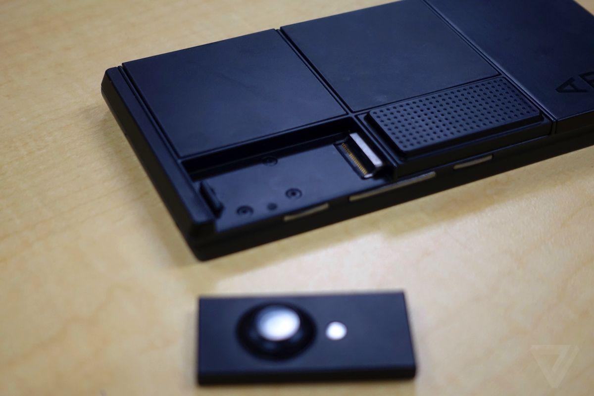 Proyecto Ara es más que un teléfono modular