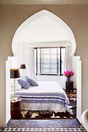 Pinterest : 30 intérieurs marocains pour s\'inspirer | House plans ...