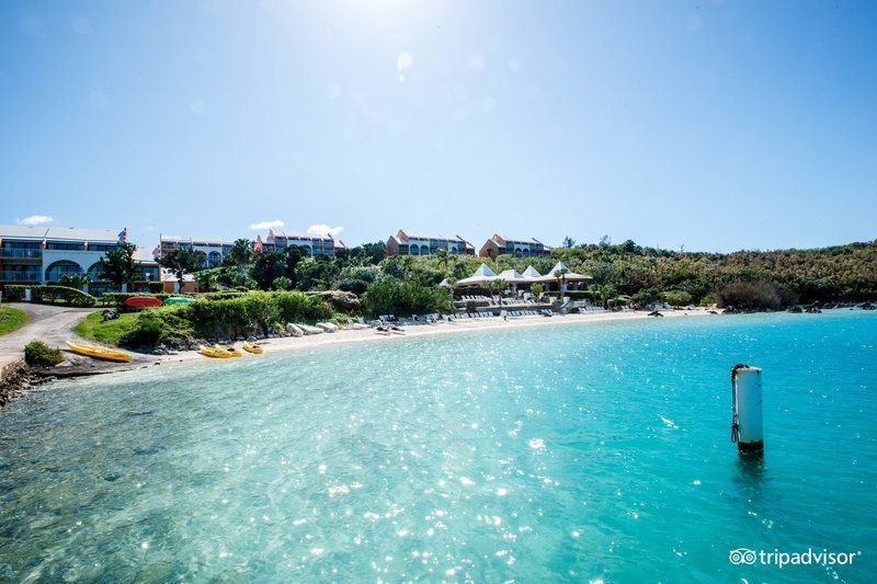 Magical Experience In Spa At Grotto Bay Review Of Beach Resort Hamilton