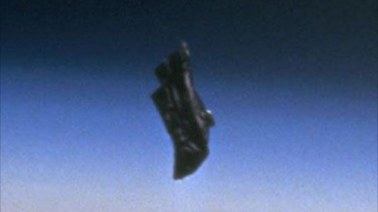 Image result for Black Knight Satellite seen in Gemini 12 photo?