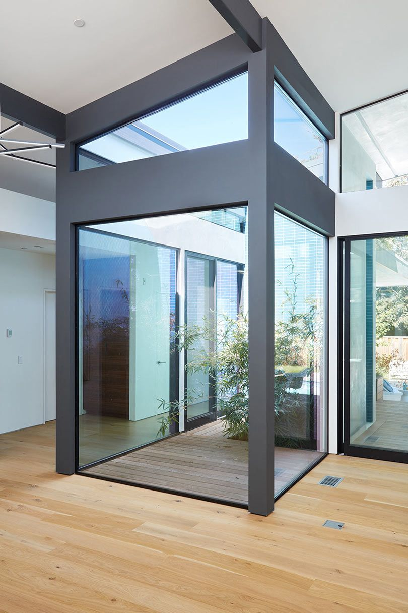 A Los Altos Home That Offers Perfect Indoor/Outdoor