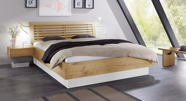 Bett Patea Massivholzbett Bett Mit Bettkasten Und Bett
