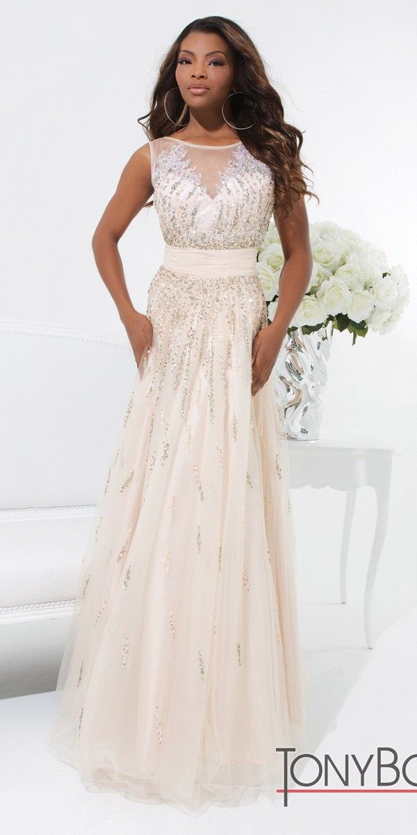 Tony Bowls 114726 Dress - In Stock - $458 | Wedding | Prom dresses ...