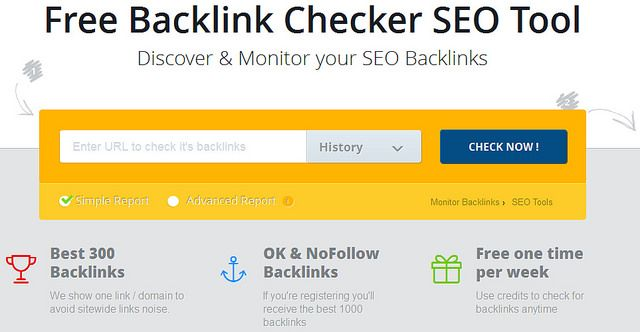 13 Free Backlink Checker SEO Tools | Seo tools, Free seo
