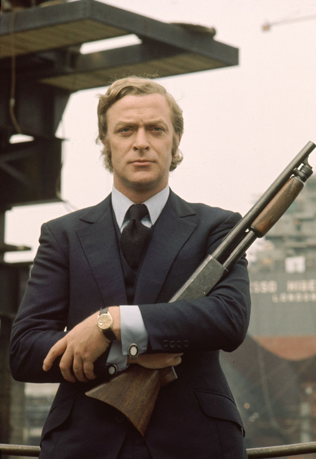 Get Carter (1971) Michael Caine.