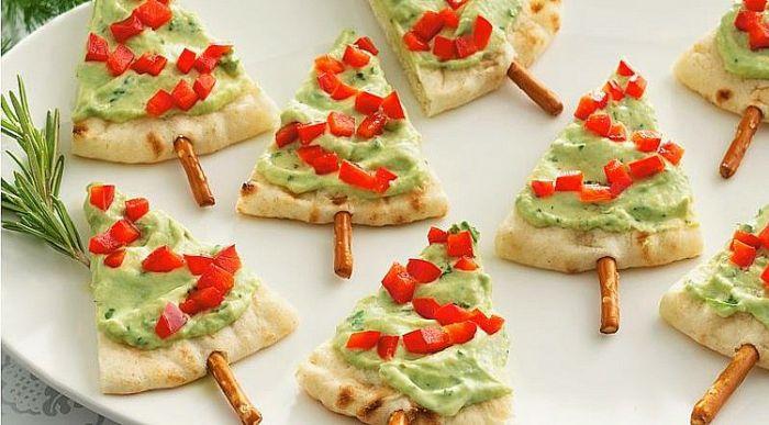 1001 + idées d'apéro de noël original à préparer avec plaisir   Healthy christmas treats, Food ...