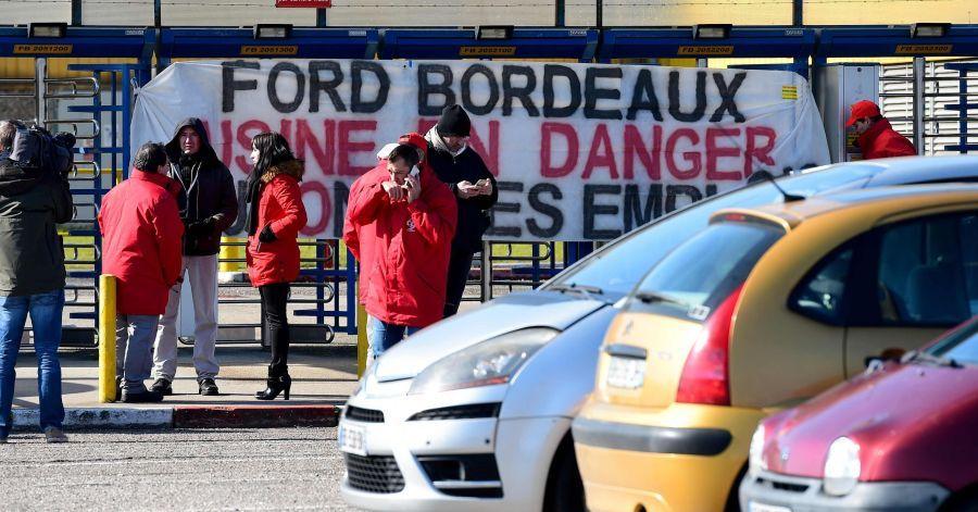 Ford To Slash Jobs Shut Plants In Major European Revamp Ford Plants