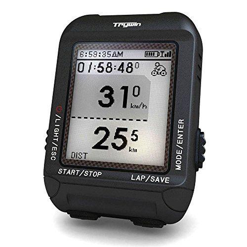 Trywin D1 Gps Wireless Cycling Bike Computer Speedometer Odometer