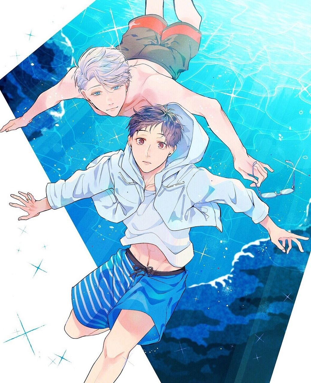 Pin by All Things Anime on 捏造トラップ Netsuzou TRap Yuri