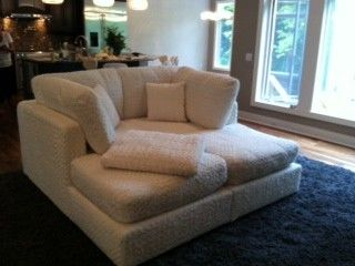 Movie Lounger In Eskimo Phur Lovesac Furniture Muse In 2019