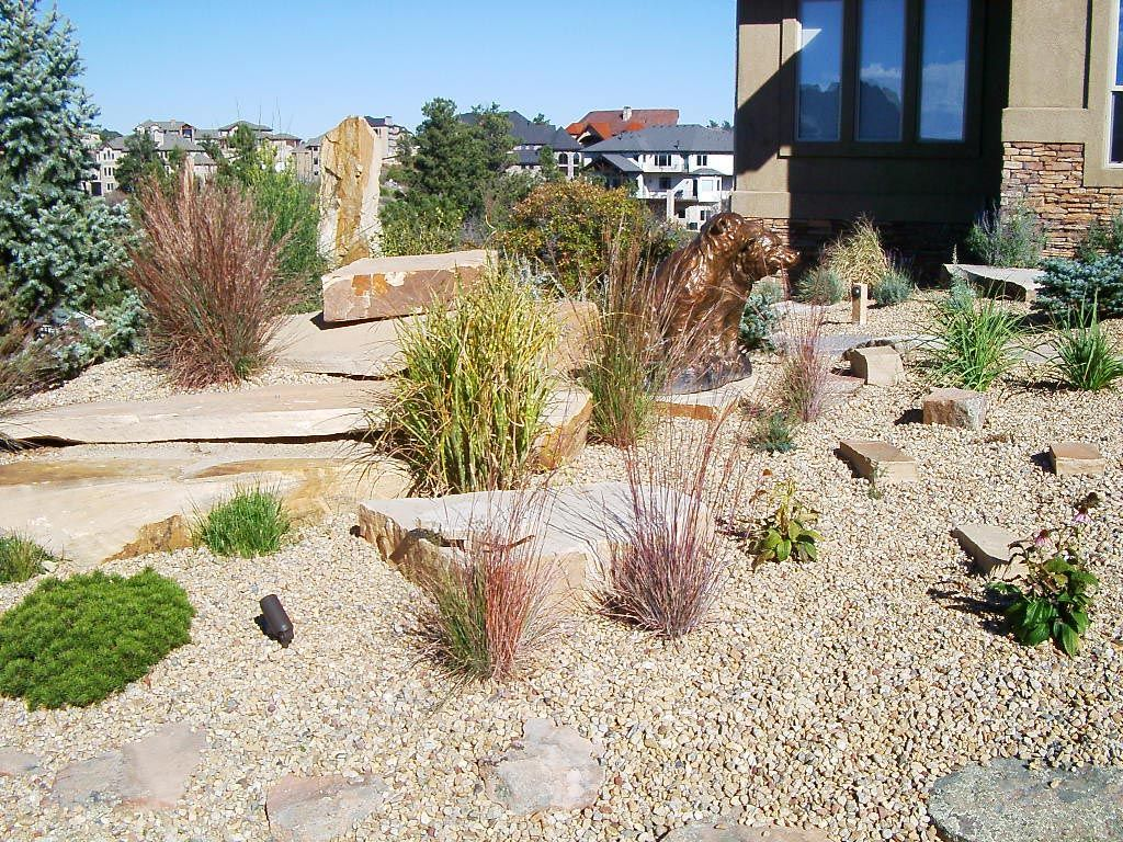 Xeriscape landscaping low water usage in a landscape is for Xeriscape garden design