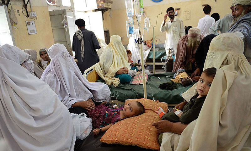Impediments to health service delivery within hospitals of