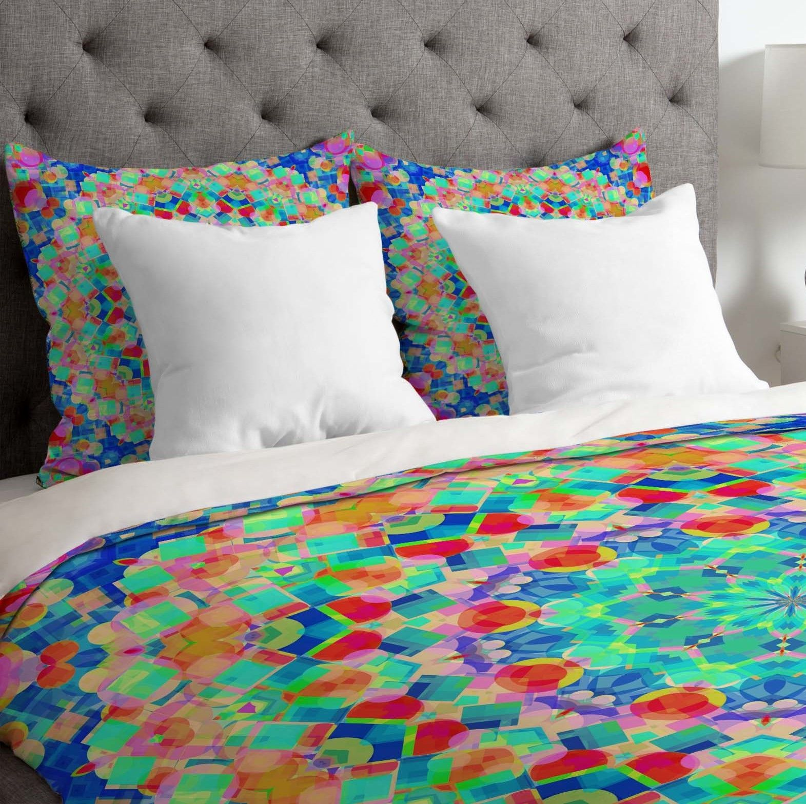 Brito Geometria Lightweight Duvet Cover Lightweight Duvet Covers Duvet Cover Sizes Duvet Covers