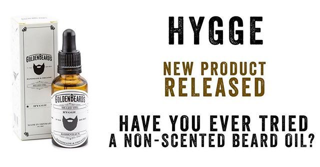 What a success our last product! A non scented Beard Oil ...