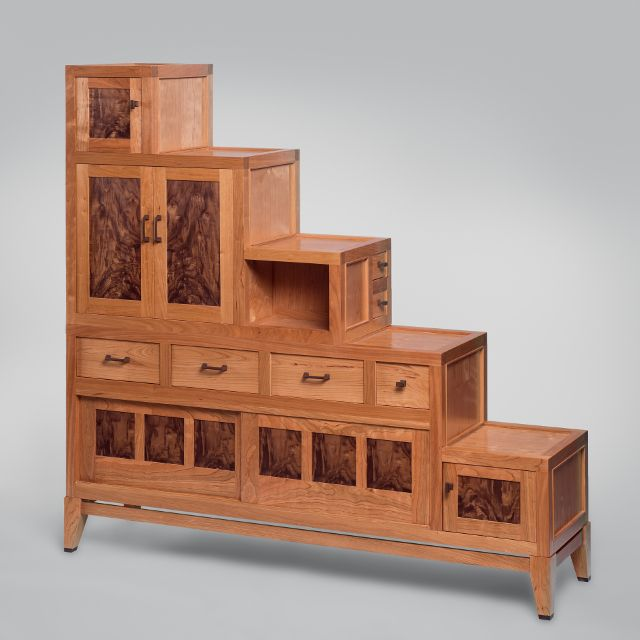 Jo Roessleru0027s Winning Hand Crafted Furniture Will Be At The Smithsonian  Craft Show, April 27 30.