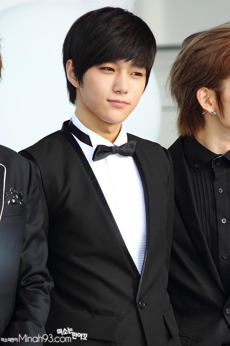 L (Kim Myung Soo) ♡ #INFINITE