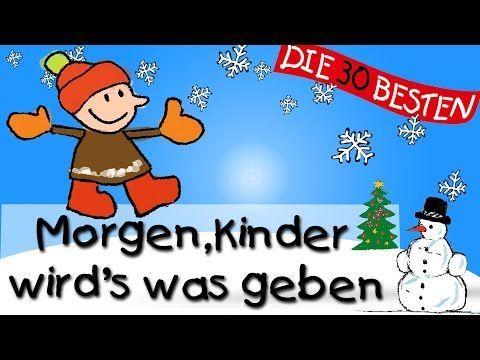 Morgen Kinder Wirds Was Geben Die Besten Weihnachts