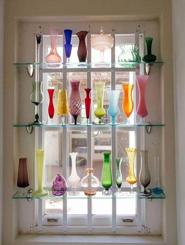 25 Cool and Ingenious Display Shelves For a Superb Household   Homesthetics – Inspiring ideas for your home.