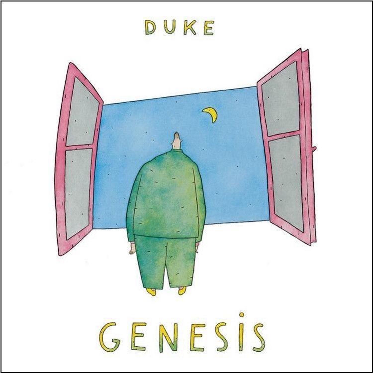 Genesis Duke Deluxe Edition 180g Vinyl Lp Rock Album Covers