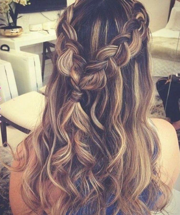 Pin On Hoco Hair Ideas
