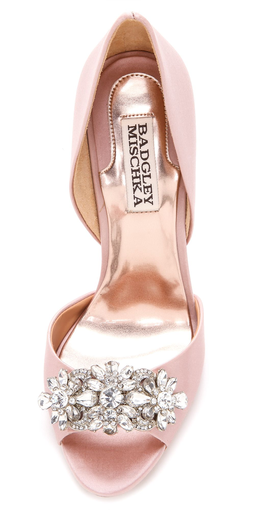 1730abee08ec Badgley Mischka Giana d Orsay Pumps