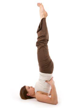 salamba sarvanghasana supported shoulder stand benefits