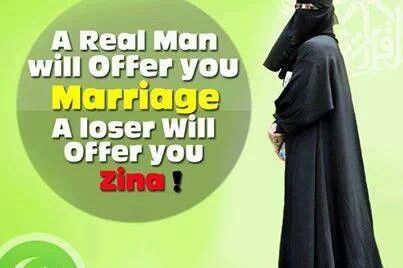 Marriage Zina Adultery Haram Relations Marriage Islamic World Beliefs