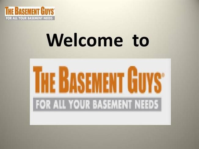 The Basement Guys® Have Designed An Exclusive, Patent Pending Basement  Waterproofing System That