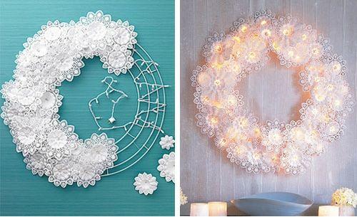 weihnachtsbasteln 23 gro artige dekoideen zum. Black Bedroom Furniture Sets. Home Design Ideas