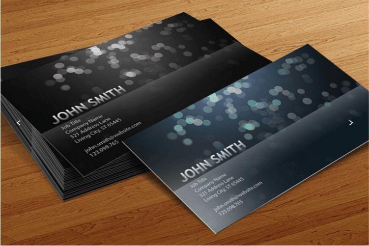 100 Best Free Psd Business Card Mockups 2021 Free Business Card Templates Circle Business Cards Business Card Mock Up