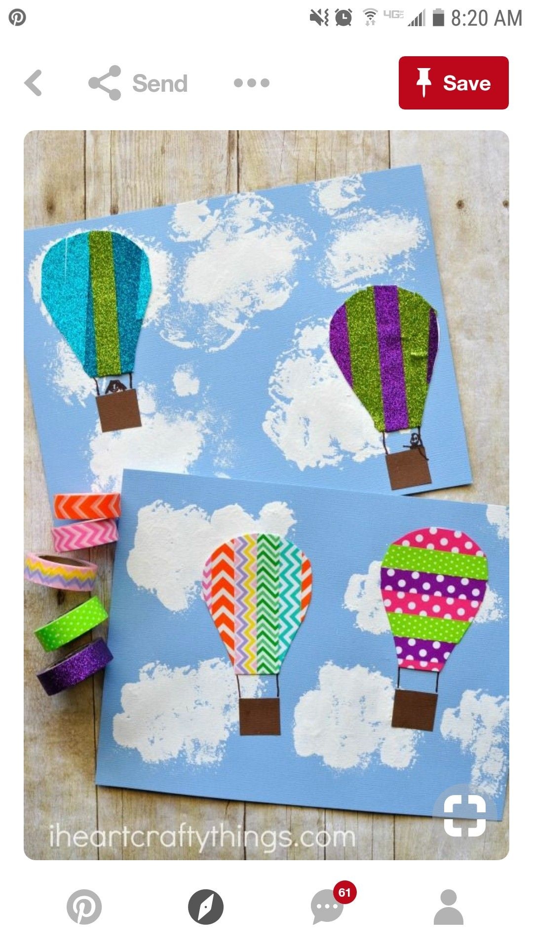 Pin By Emmy Sherman On Kid Craft Ideas