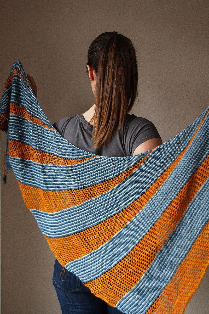 Quicksilver pattern by Melanie Berg