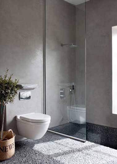 8 Douches à l\u0027italienne tendance chic et zen Salle de bain