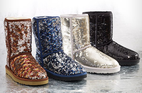 c40b9a6c1d6 Sparkle UGGS | Tony Walker: Footwear | Uggs for cheap, Ugg boots ...