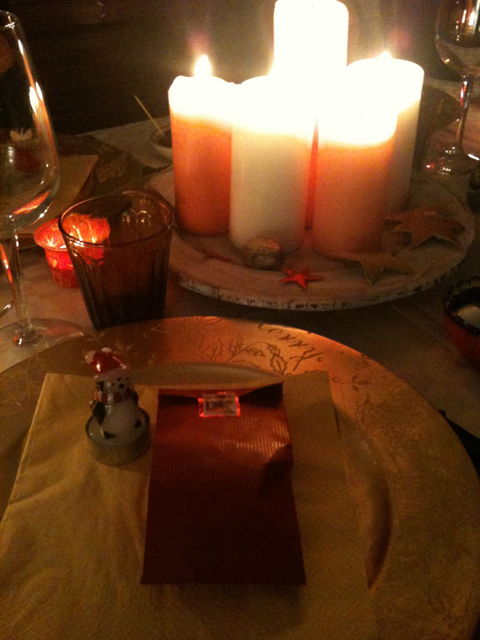 Wine geek Christmas dinner!