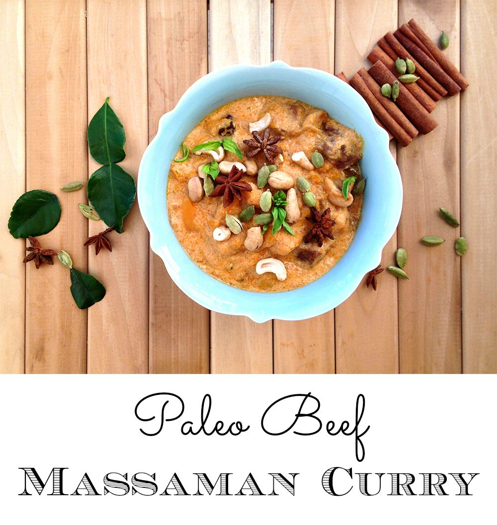 Beef Massaman Curry Beef massaman curry, Real food
