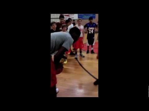 kyrie irving camp - YouTube