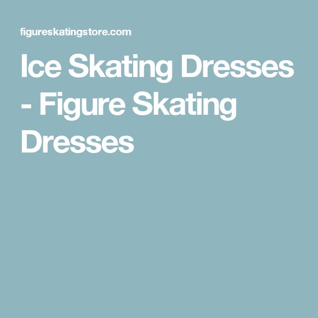 Ice Skating Dresses - Figure Skating Dresses
