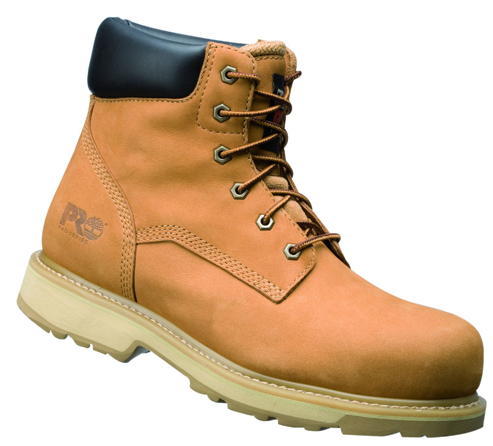 Timberland Pro Work Boots Traditional Wheat - New Design