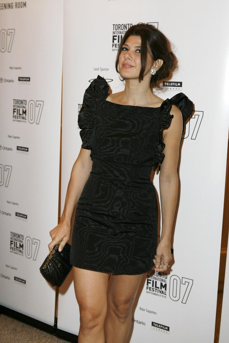 Right! Marisa tomei devil think, that