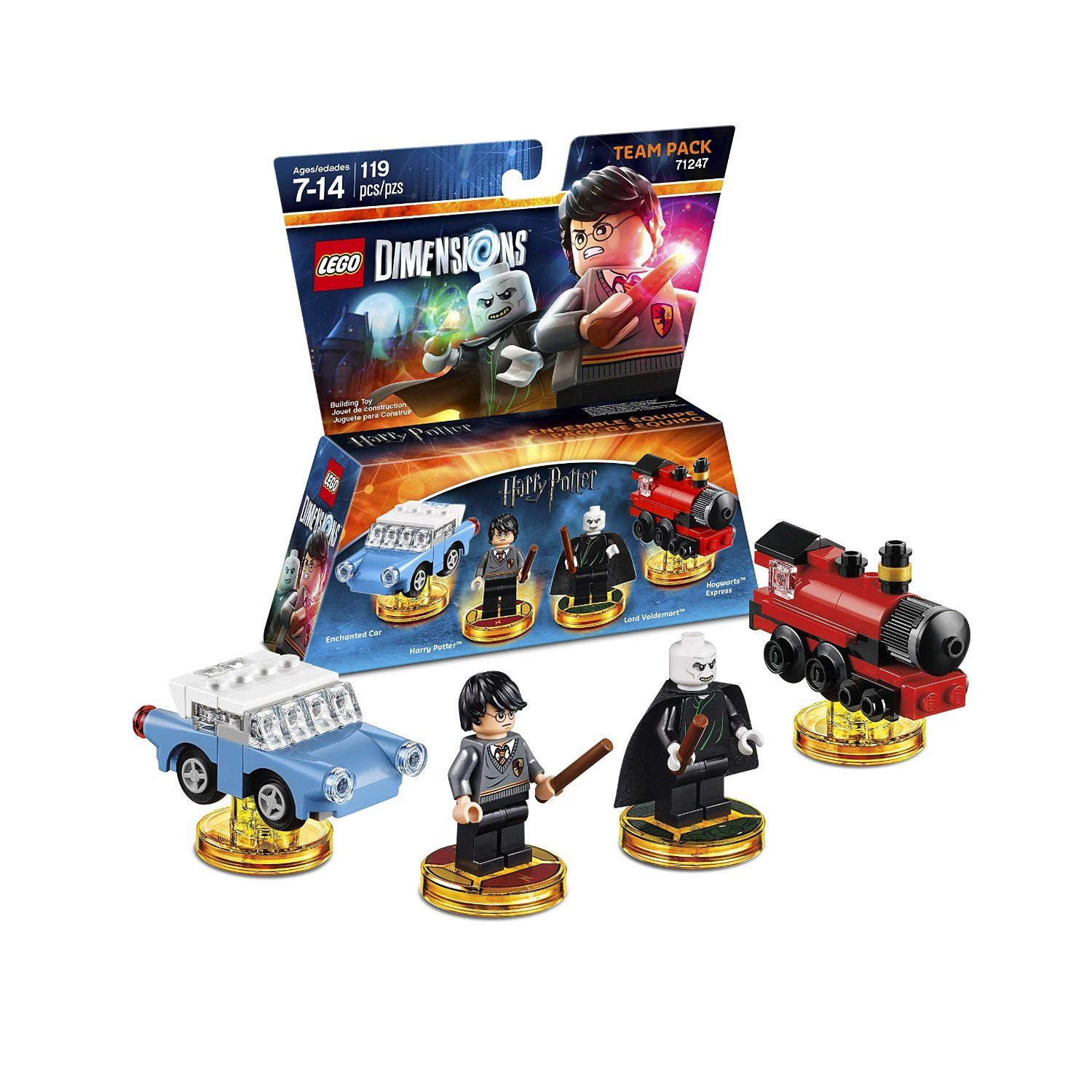 2bb343c12b63ac68dee81b991d4f0d47 lego dimensions, harry potter team pack s www amazon com LEGO Dimensions Xbox One at edmiracle.co