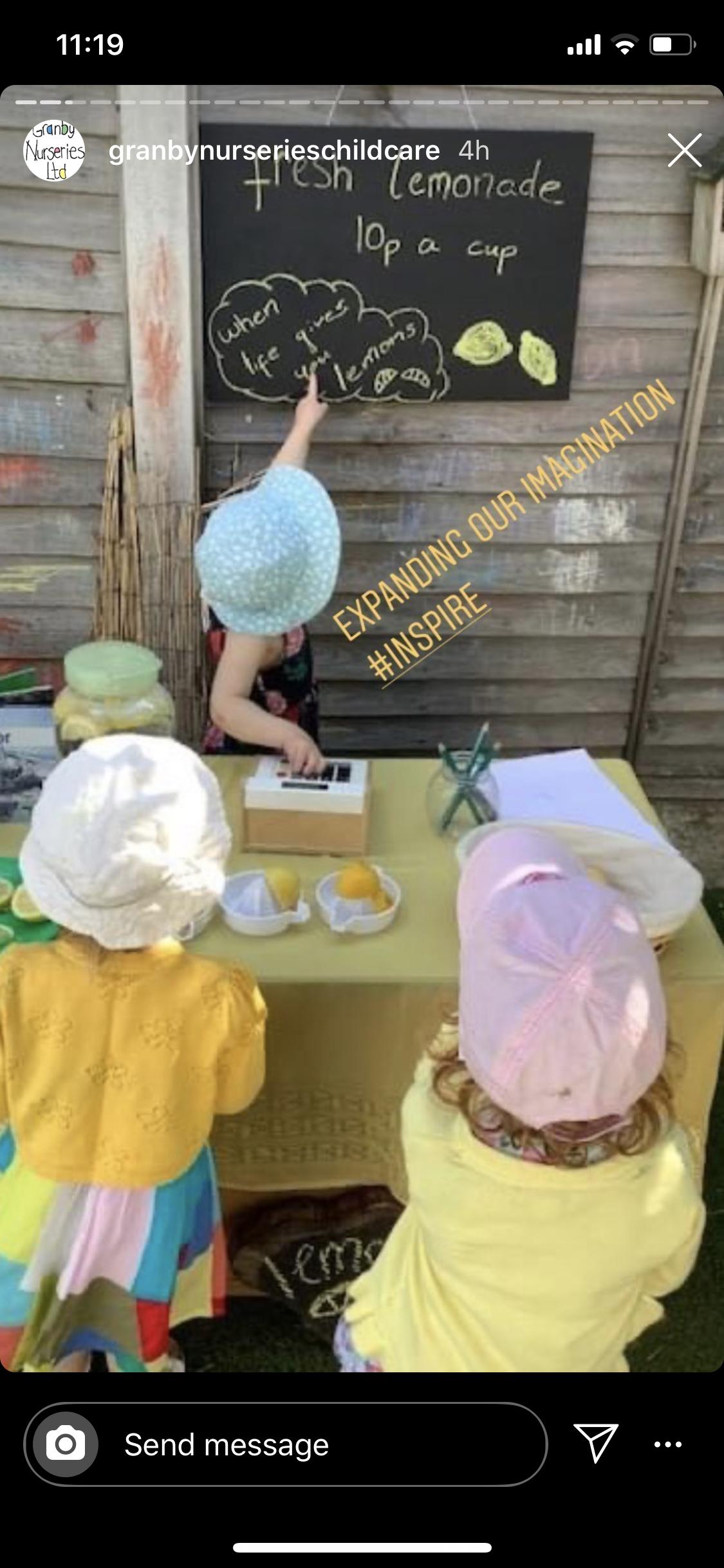 Photo of Granby Nurseries Childcare inspiration