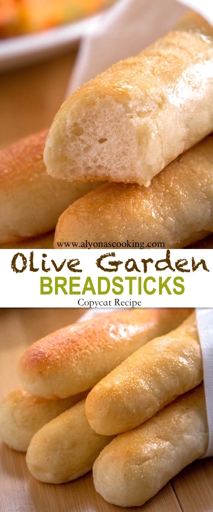 Olive Garden Breadsticks (Copycat Recipe) Recipe in 2020