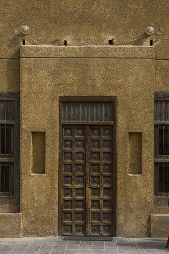 Kuwait Old door   Love me    ❤️   Doors, Garage doors, Old