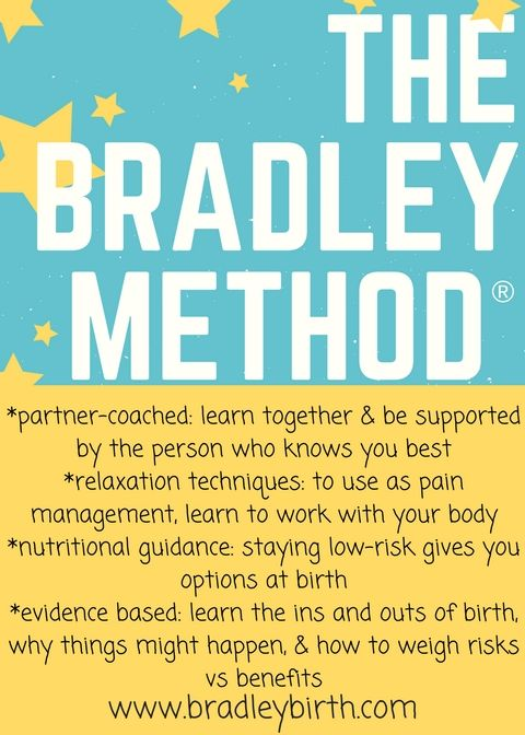 Why Choose The Bradley Method Natural Birth Bradley Method