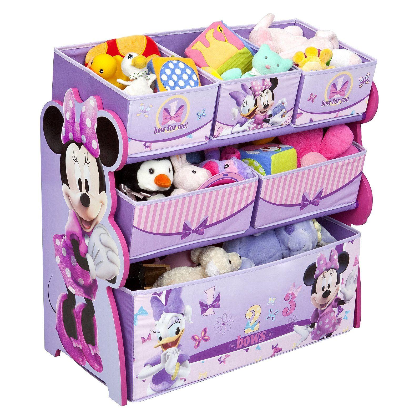Delta Children Multi-Bin Toy Organizer : Target | Organização ...